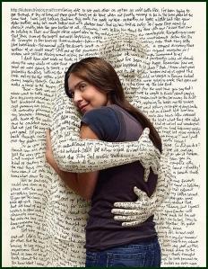 il conforto delle parole scritte