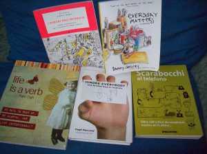 Libri scarabocchi