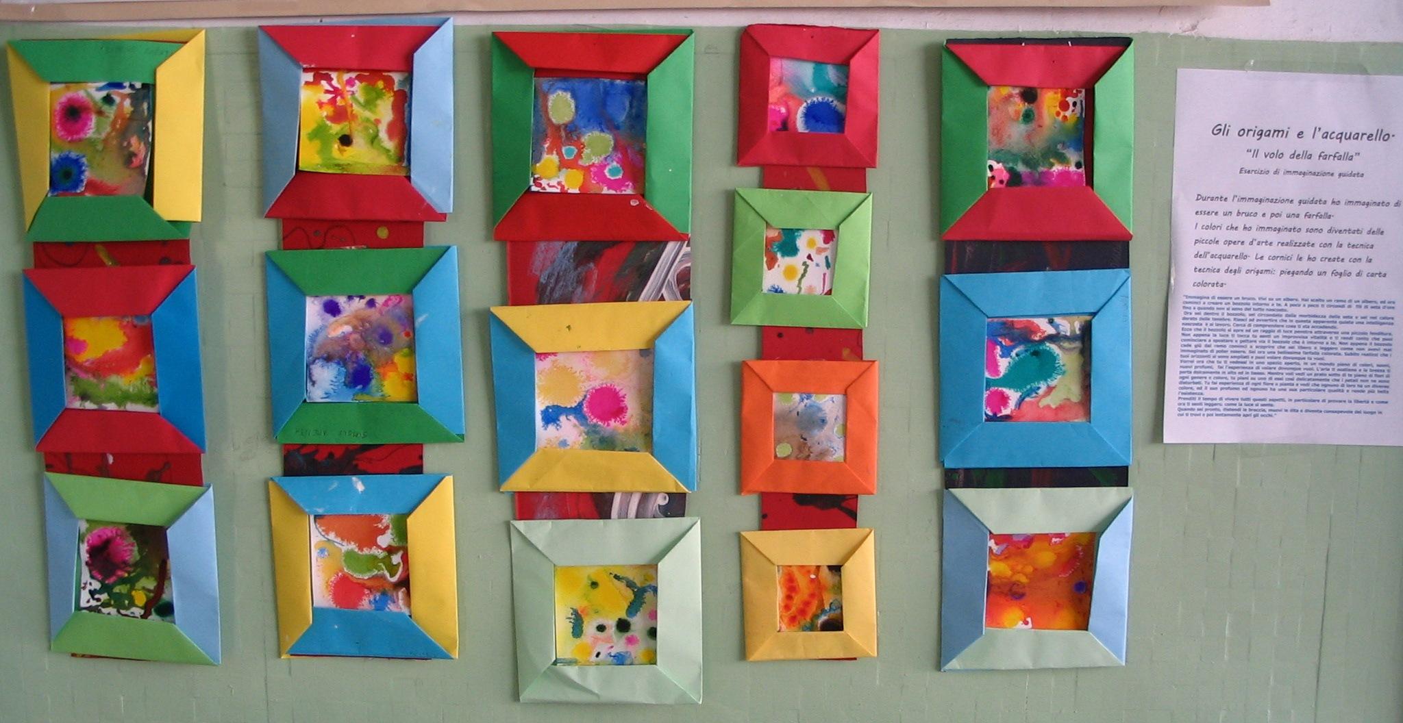 Preferenza Sentieri Creativi – Arte e benessere a scuola | Tina Festa IZ55