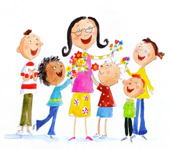 Inizia la scuola auguri a tutti i bimbi tina festa for Siti per maestre scuola infanzia