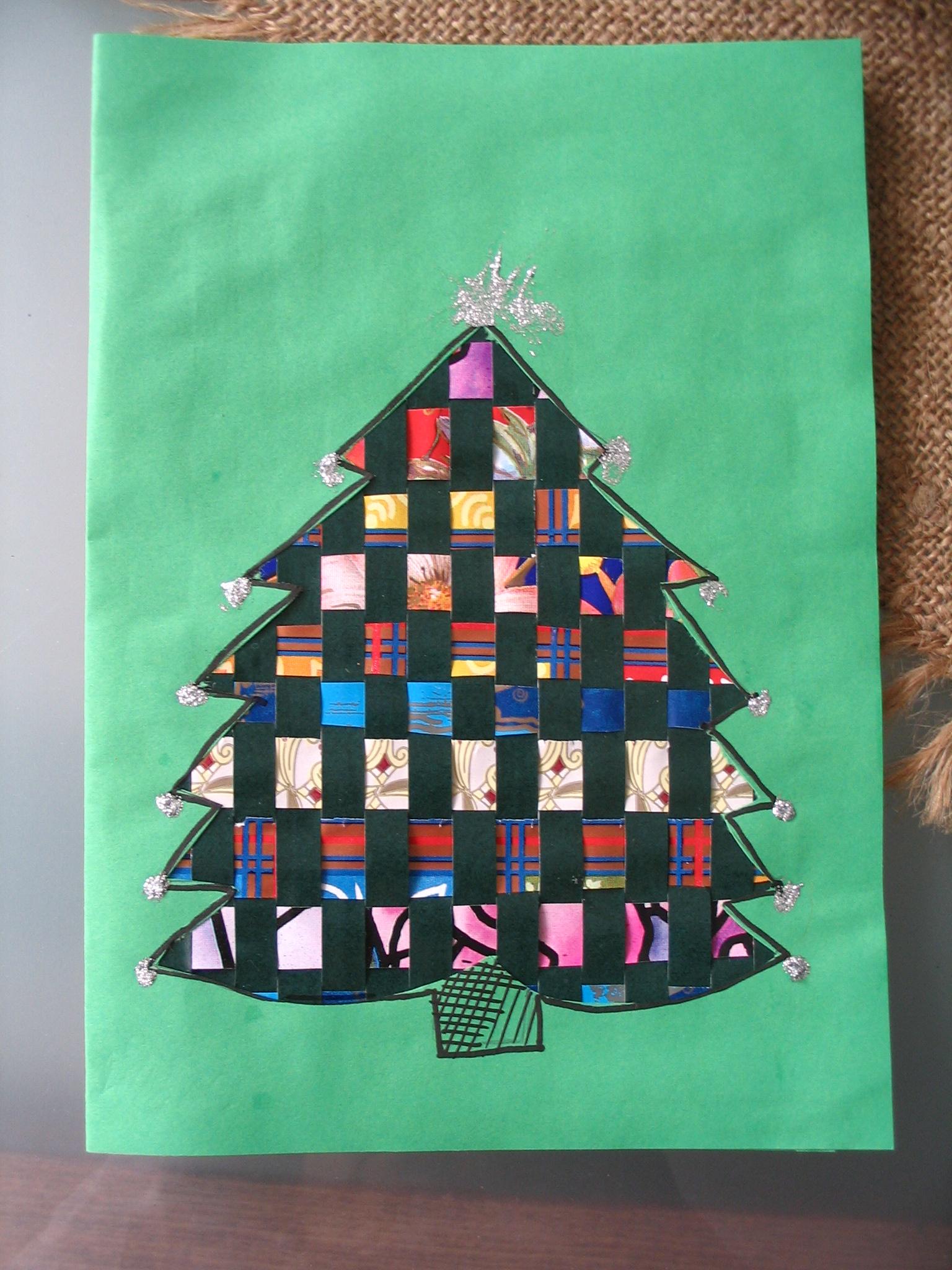 Tessitura con la carta tina festa - Fatti di gargoyle per bambini ...
