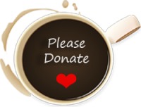 If you like this blog please consider a little donation! Thanks so much! Donate securely through PayPal.